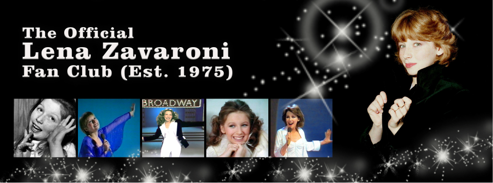 The official Lena Zavaroni Fan Club